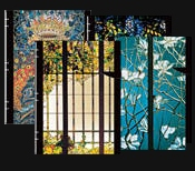 Tiffany Leaded Glass