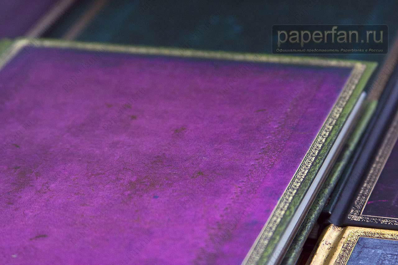 Блокнот Paperblanks Byzantium Classic Leather Look (Византийская Кожа)
