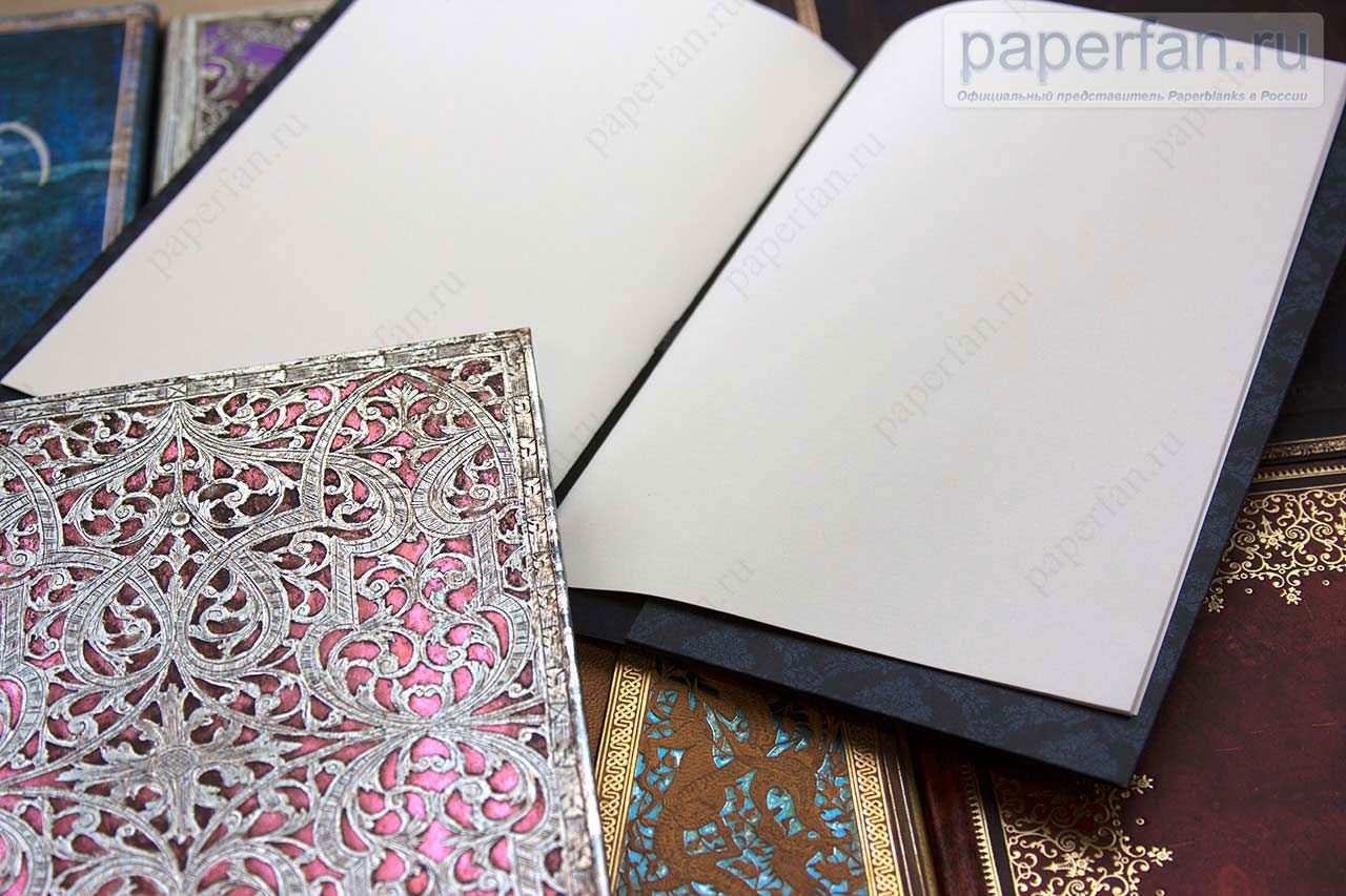 Календарь Paperblanks 10 Year Blush Pink (Девичий румянец на 10 лет)