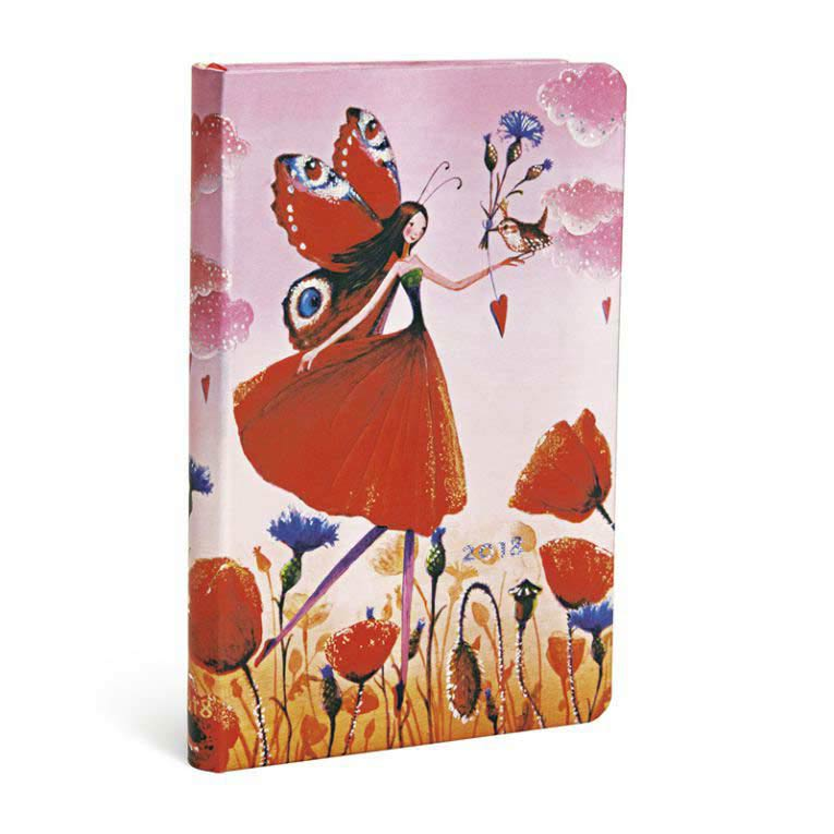 Ежедневник 2018 Paperblanks Poppy Field (Поле маков)