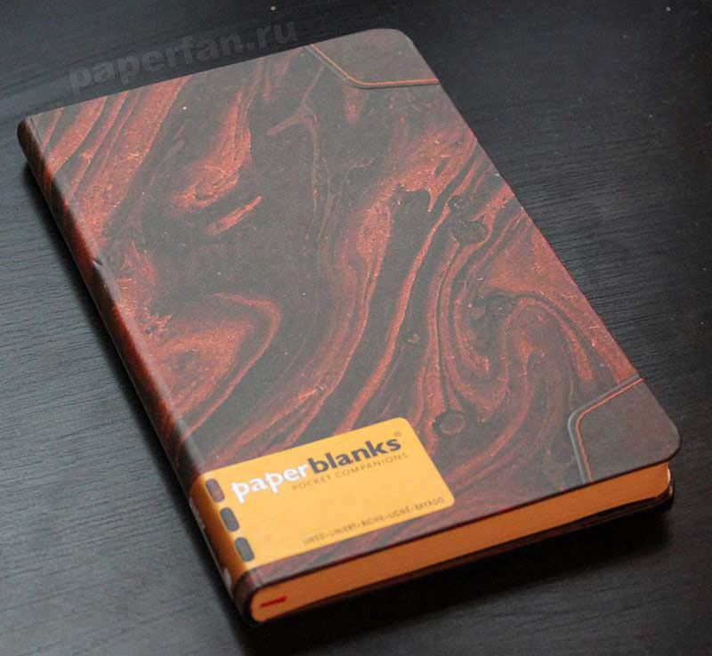 Блокнот Paperblanks Chocolate (Шоколад)